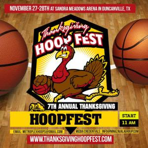 7th Annual Thanksgiving Hoopfest Kicks off with Top Basketball Talent