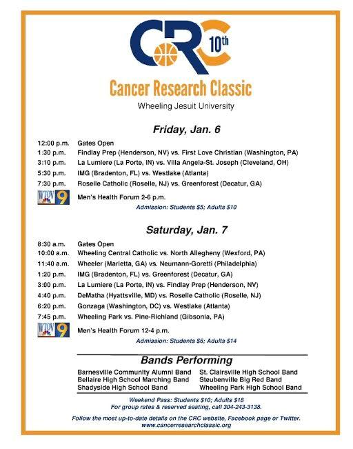 crc-schedule